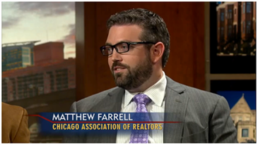 WGN Looks to Matt Farrell on Rebounding Housing Market (VIDEO)