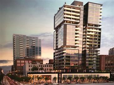 Luxury Tower Unveiled for River North