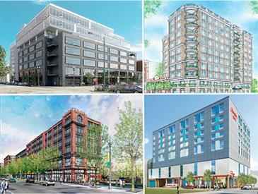 Major Redevelopment Projects Approved in Chicago