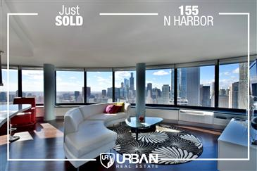 Breathtaking High Floor Home Just Sold at Harbor Point