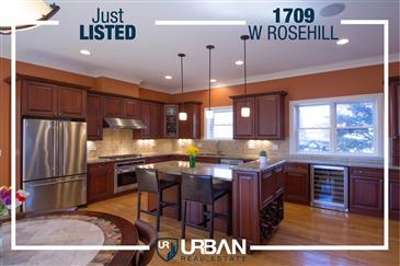 Stunning & Spacious Andersonville Home Just Listed