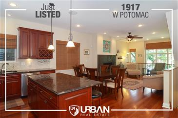 Stunning Wicker Park Home Just Listed