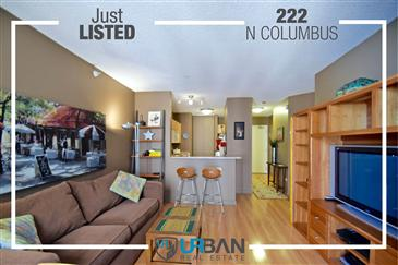 New to the New Eastside: Just Listed at Park Millennium!
