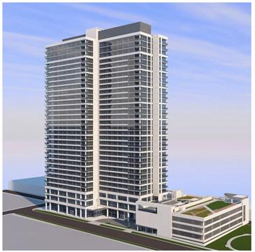 New Rental Tower Coming To South Loop