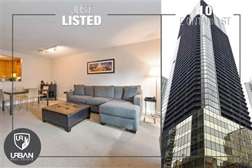 Style and Comfort Just Listed in River North