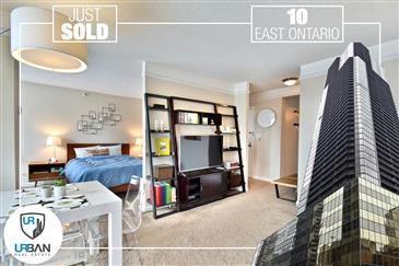 Just Sold at River North's Ontario Place