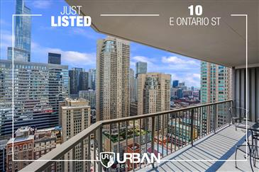 Prime Southeast Corner Unit Just Listed at Ontario Place