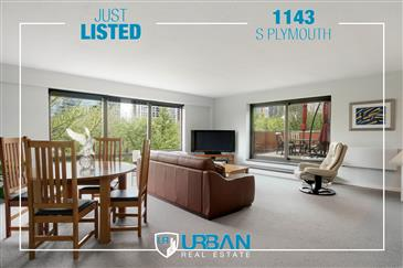 Unique Home in South Loop Just Listed!