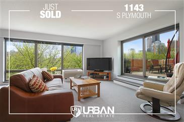 Dearborn Park Condo Just Sold!