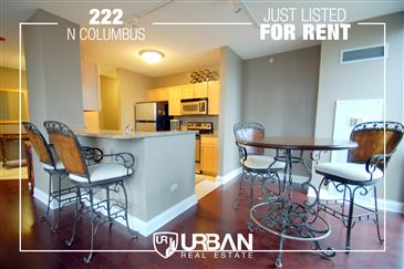 Fully Furnished Rental at the Park Millennium!