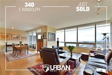 Luxury Living at 340 on the Park Just Sold!