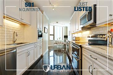 Tastefully Maintained Home at Kinzie Park Tower