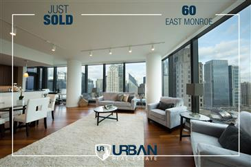 Sweeping views of Lake Michigan, Millennium Park, and the Chicago skyline Just Sold at The Legacy!