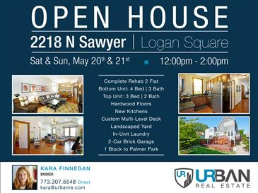 Open House This Weekend In Logan Square