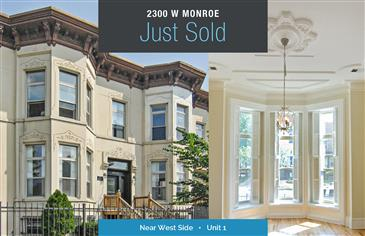 Elegant Victorian Row House Just Sold