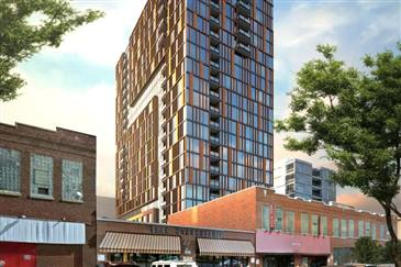 20-Story Tower Proposed for Fulton Market