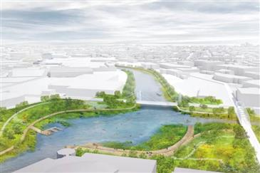 Transformation Planned For North Branch