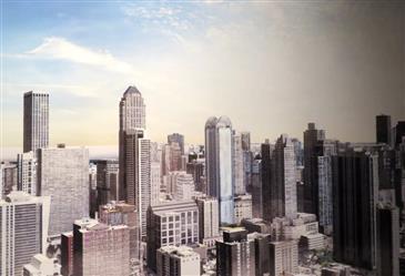 Proposed River North Skyscraper Unveiled