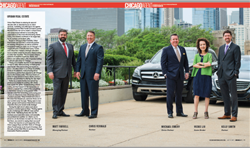 "Trade Magazine Chicago Agent Includes Urban Real Estate in annual ""Who's Who"""