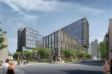New Look for West Loop Apartments