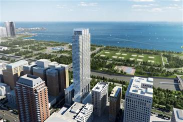 Essex Tower To Rise on South Michigan Ave