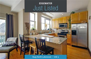 Just Listed in the Heart of Edgewater Glen