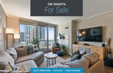 Sophisticated 1 Bedroom Just Listed