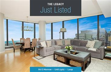 Urban Luxury Living at the Legacy