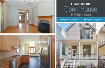 Open House this Sunday in Logan Square