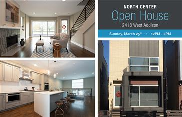Open House In North Center