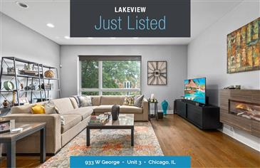 Regal and Luxurious Lakeview Home Just Listed