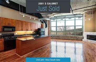 Contemporary Home Just Sold in Prairie District