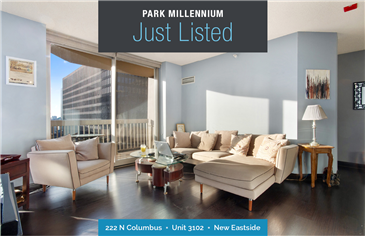 Just Listed in the Heart of Chicago's New Eastside