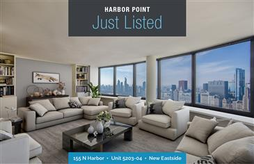 High Floor Combined Unit with Incredible Views