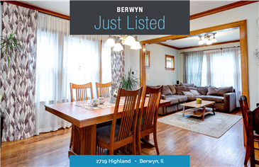 Beautiful Brick Bungalow in Berwyn
