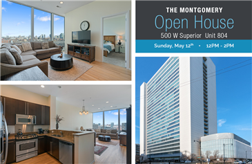 Open House Sunday at the Montgomery