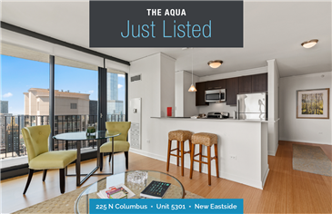 Incredible South & West Views At The Aqua