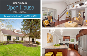 Open House: 2808 Crabtree