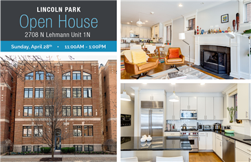Open House - Sun Filled Duplex in Lincoln Park