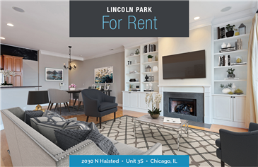 Lincoln Park Penthouse Rental