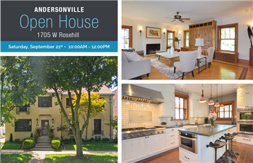 Open House: 1705 W Rosehill