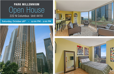 Open House: 222 N Columbus Unit 4410