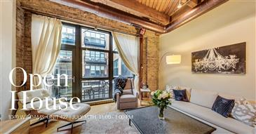 Open House | 1040 W Adams  Unit 427