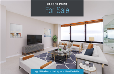Unobstructed Views at Harbor Point