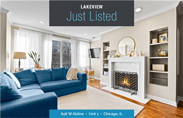 Extra Large Duplex in Lakeview