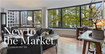 Tastefully Updated 1,000 Sq. Ft. One Bedroom + Den