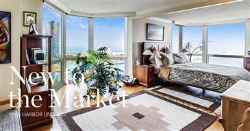 Panoramic Views of Lake Michigan